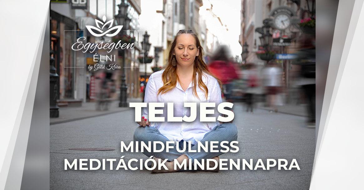 mindfulness meditaciok minden napra kurzus cover fokep